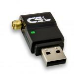 CSL-300-Mbits-WLAN-Stick-mit-Antennenbuchse-und-abnehmbarer-Antenne-Wireless-LAN-USB-20-Stick-Mini-Dongle-80211nbg-SMA-Buchse-150-54-Windows-7-Windows-8-Windows-81-fhig-besonders-hohe-Reichweite-0-1