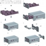 Exclusives-High-Quality-Designer-Aluminium-Gehuse-Case-fr-Raspberry-Pi-Silber-0-3