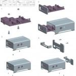 Exclusives-High-Quality-Designer-Aluminium-Gehuse-Case-fr-Raspberry-Pi-Silber-0-3
